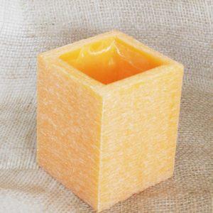 Lanterna artigianale quadrata piccola